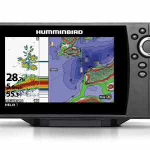 HELIX 7 CHIRP DS GPS G3 (BALIK BULUCU+DUAL SPECTRUM)